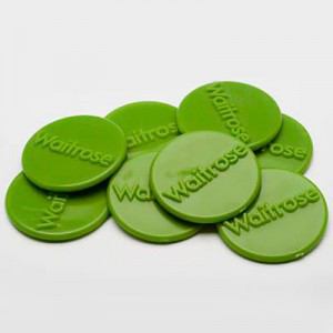 Sunningdale Waitrose Green Tokens and the Sunninghill Victorian Street Fayre