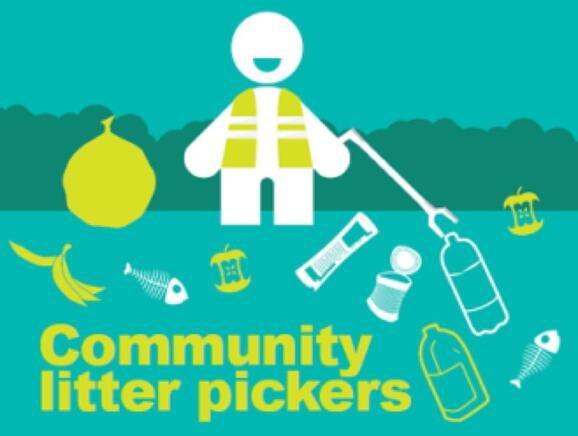 Community Litter Pickers – Update