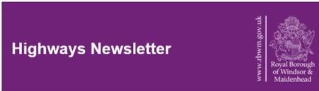 Highways Newsletter