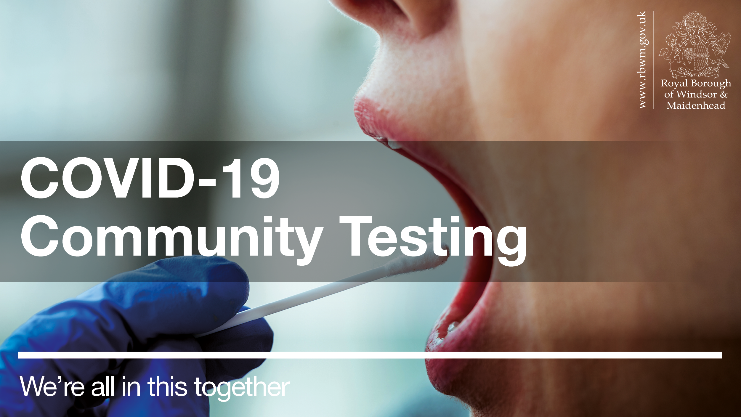 Free Community Testing for Covid-19