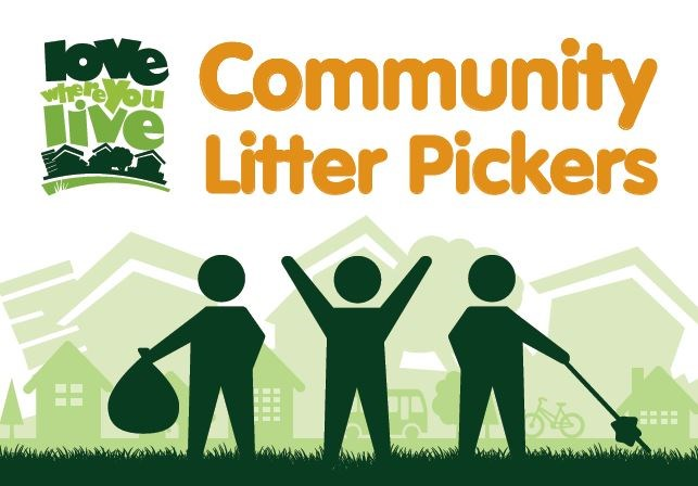 Community Litter Pickers image