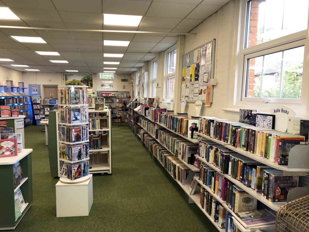 Sunninghill Library Picture