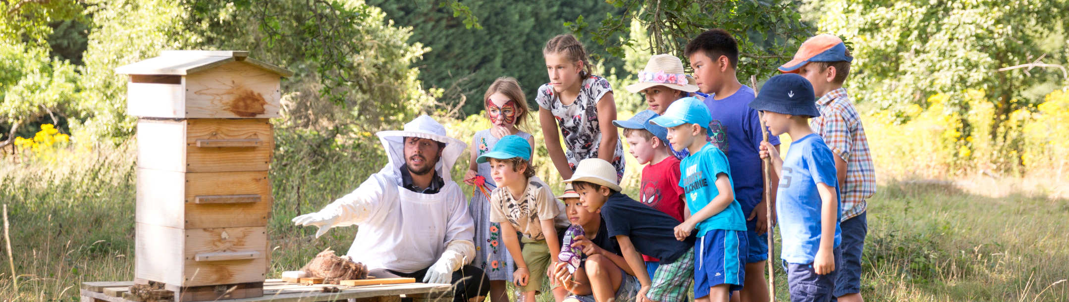 Bugs, Birds and Beasts Day at Silwood Park
