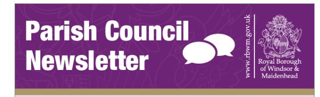 Parish Council Newsletter image