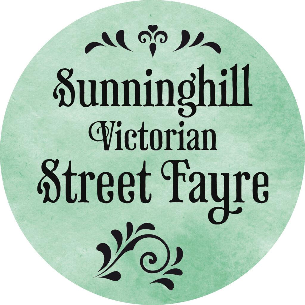 Victorian Street Fayre logo - Green
